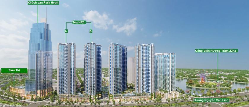 Eco Green quận 7 Sài Gòn là căn hộ đáng mua nhất 2020