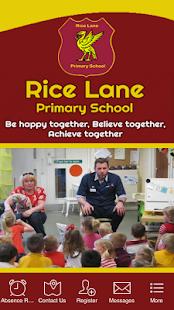 Rice Lane Primary - náhled
