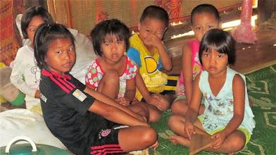 Photo: Lahu children