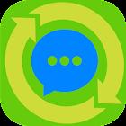 SMS(文本,CSV,分享短信) icon