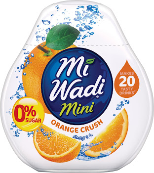 Mi Wadi Mini Orange Crush - 66ml