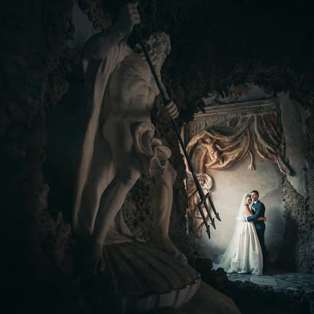 Wedding photographer Massimo Santi (massimosanti). Photo of 14.03.2017