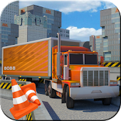 Truck Parking Simulation 2016