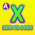 X Servidores - Servidor Privado, Tarjetas y Pavos icon