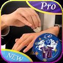 magic coin trick icon