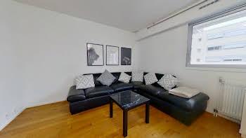 Appartement meublé 2 pièces 55,32 m2
