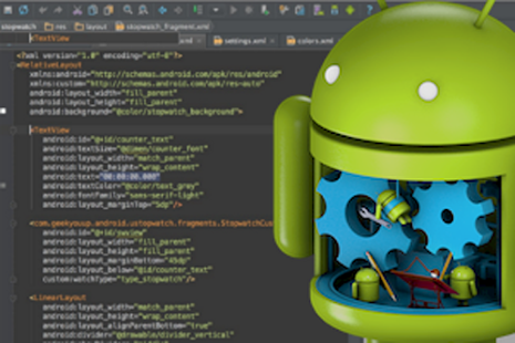 Learn Android Studio Screenshot