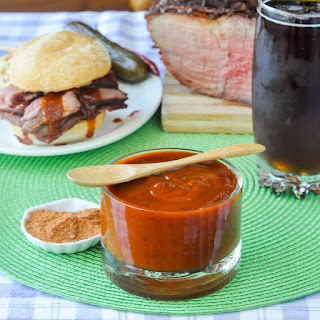 Smoky Spice Honey Barbecue Sauce