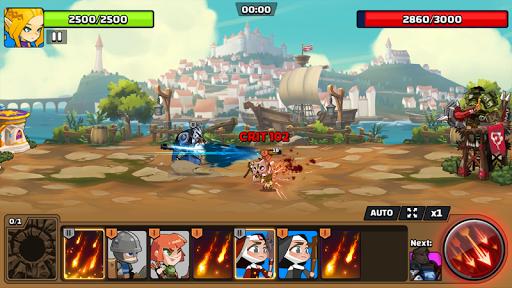 The Wonder Stone: Card Merge Defense Strategy Game 2.0.22 screenshots 5