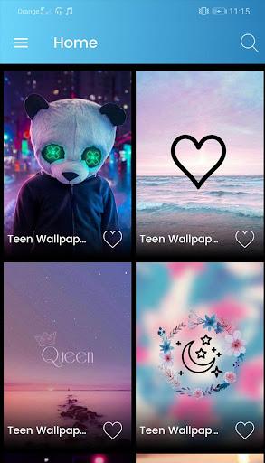 Infinity Teen Wallpaper- New Teenagers screenshots 1