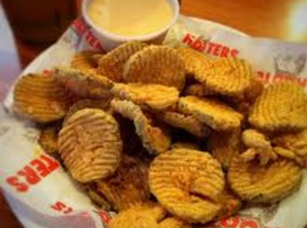 Hooter's Fried Pickles Recipe