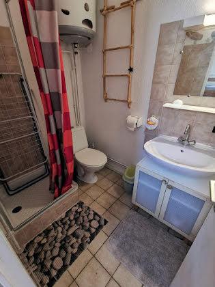 Vente maison 1 pièce 18 m2