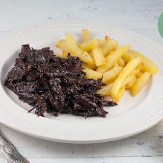 Dutch sour meat stew (Limburgs Zoervleisj)