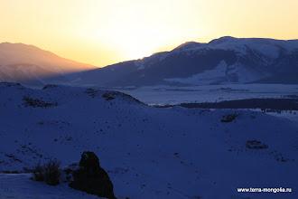 Photo: Восход солнца