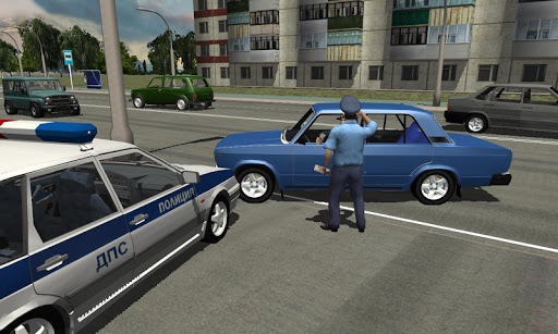 Traffic Cop Simulator 3D screenshot 16