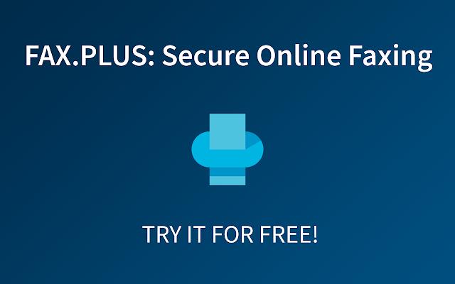 fax plus receive send fax free trial