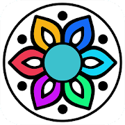 App Mandala Colouring Book - Mandala Coloring Pages APK for Kindle