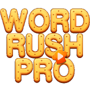 Word Rush Pro Cookies: Word Connect amp Crossword