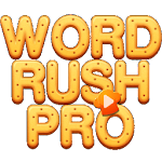Word Rush Pro (Cookies): Word Connect & Crossword Icon