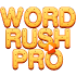 Word Rush Pro : Word Connect & Crossword