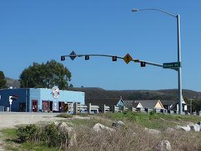 Photo: On rejoint la 1 à Davenport, env. 80 Km au Sud de San Francisco.