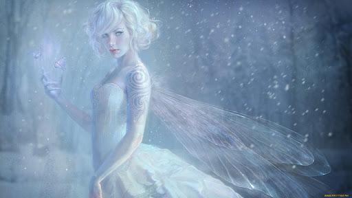 Fairy HD Live Wallpaper