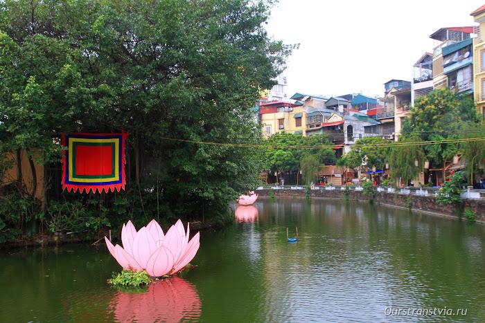 Новый Год в Ханое