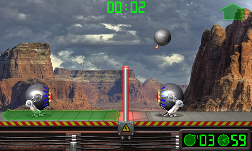 Extreme Volleyball. Battle Robots. android2mod screenshots 4