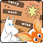 Moomin Verbs for Kids icon