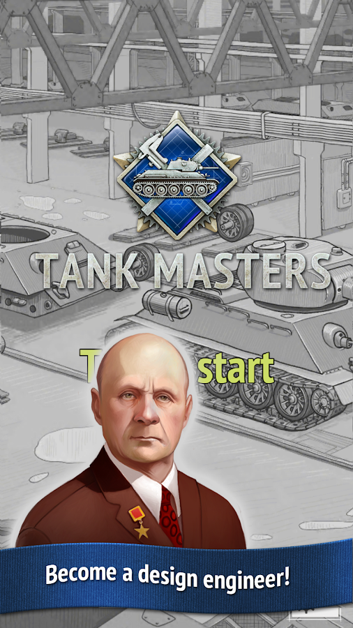 Tank Masters- screenshot