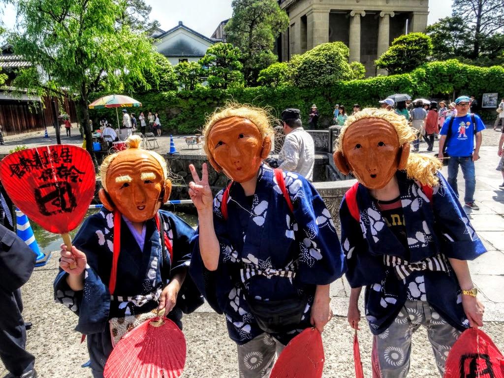 Chuyến đi gặp Chúa ~ Hiroshima và Okayama 14