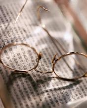 Photo: Eyeglasses and Chinese Newspaper