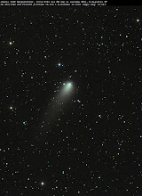 Photo: cometa 168p di oggi in una versiona a colori