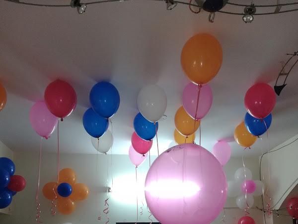 Sai Balaji Birthday Balloon Decoration Bangalore