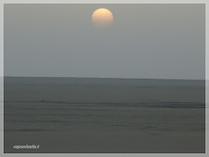 Photo: Desierto nubio. Amanecer