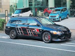ランサーエボリューションワゴン  GT Tuned by RALLIARTのカスタム事例画像 Kay@CT9Wさんの2018年09月09日12:09の投稿