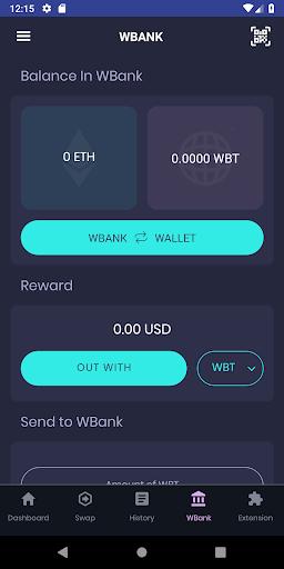 Wbank App screenshot 5