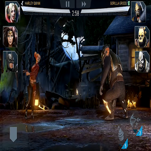 Game Injustice NEW Guide