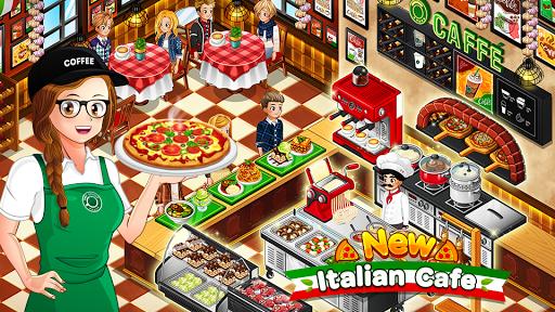 Cafe Panic: Cooking Restaurant 1.22.11a screenshots 15