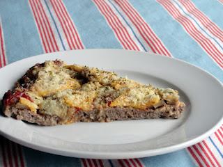 Meatza Pie Recipe