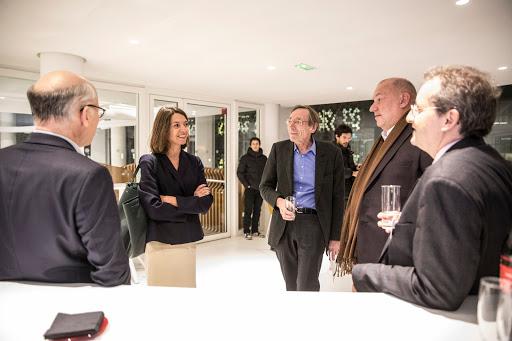 Club Les Echos Débats avec Laurence Boone et Philippe Martin - Wavestone et la rédaction Les Echos