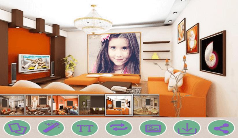android Hall HD Phota Frames Screenshot 3