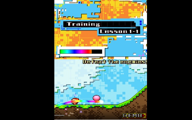 Kirby Canvas Curse Game