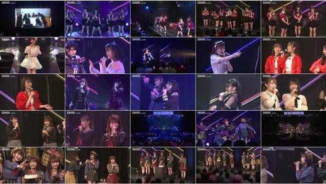 190518 (1080p) HKT48 R24「博多リフレッシュ」公演 朝長美桜 生誕祭 DMM HD