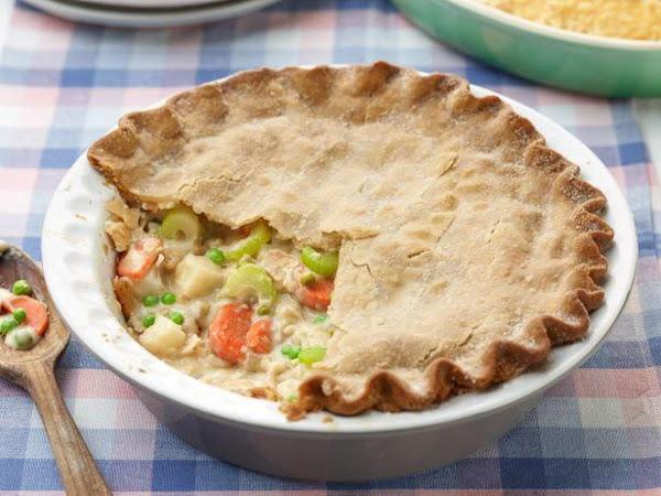 Chickenless Pot Pie Recipe