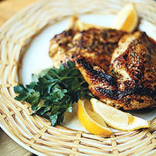 Honey-and-Lemon-Marinated Chicken.