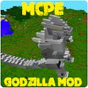Mod Godzilla For MCPE icon