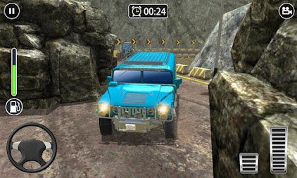 Offroad Extreme 4x4 - Impossible Jeep Driving APK screenshot thumbnail 1