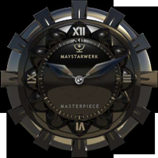 Clock Widget Masterpiece