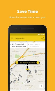 ixigo Cabs-Compare & Book Taxi- screenshot thumbnail